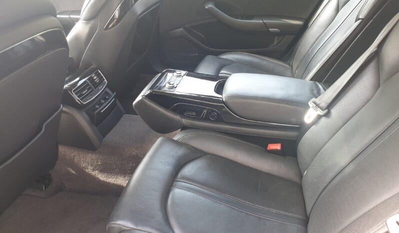 AUDI A8 L 3.0 TDI quattro tiptronic (sedan) full