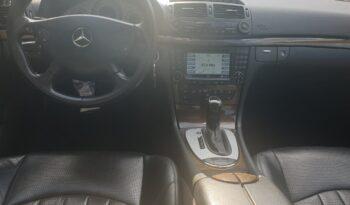 MERCEDES-BENZ E 55 AMG Avantgarde Automatic (Limousine) full